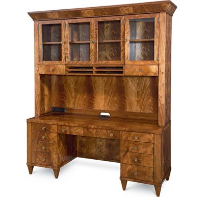 Sloane - Credenza and Hutch