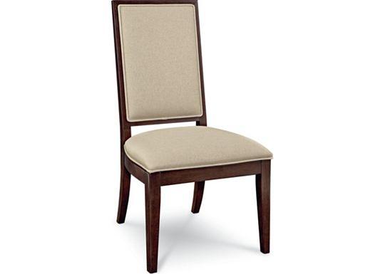 Lantau - Upholstered Side Chair