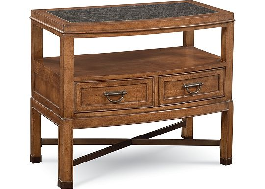American Anthem - Night Stand (Stone Top)