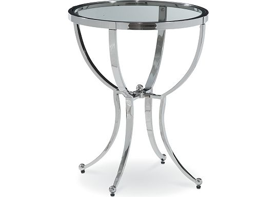 Chromatics - Round Accent Table