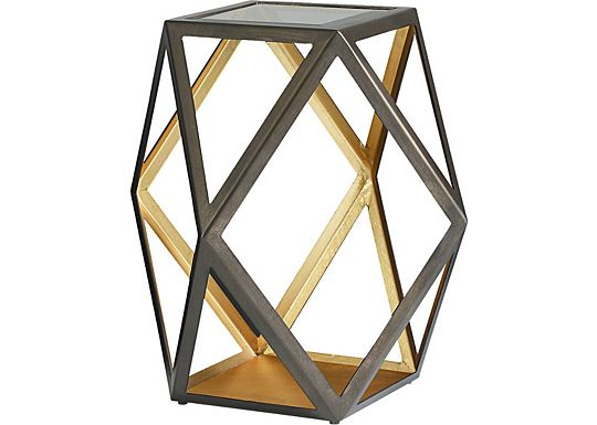 Modern Artefacts - Rhombus Accent Table