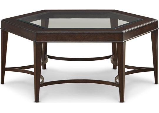 Harlowe & Finch - Montaigne Cocktail Table