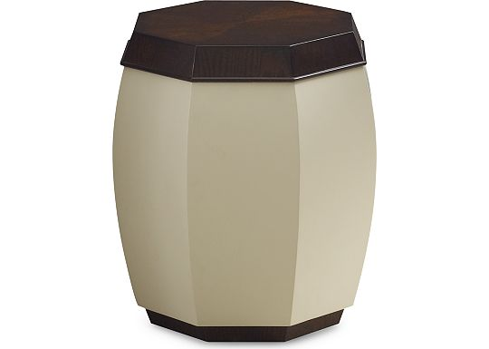 Harlowe & Finch - Escaya Drum Table