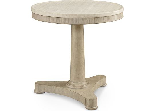 Harlowe & Finch - Passeo Side Table