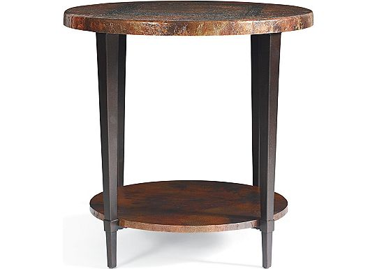 Cuprum - Side Table