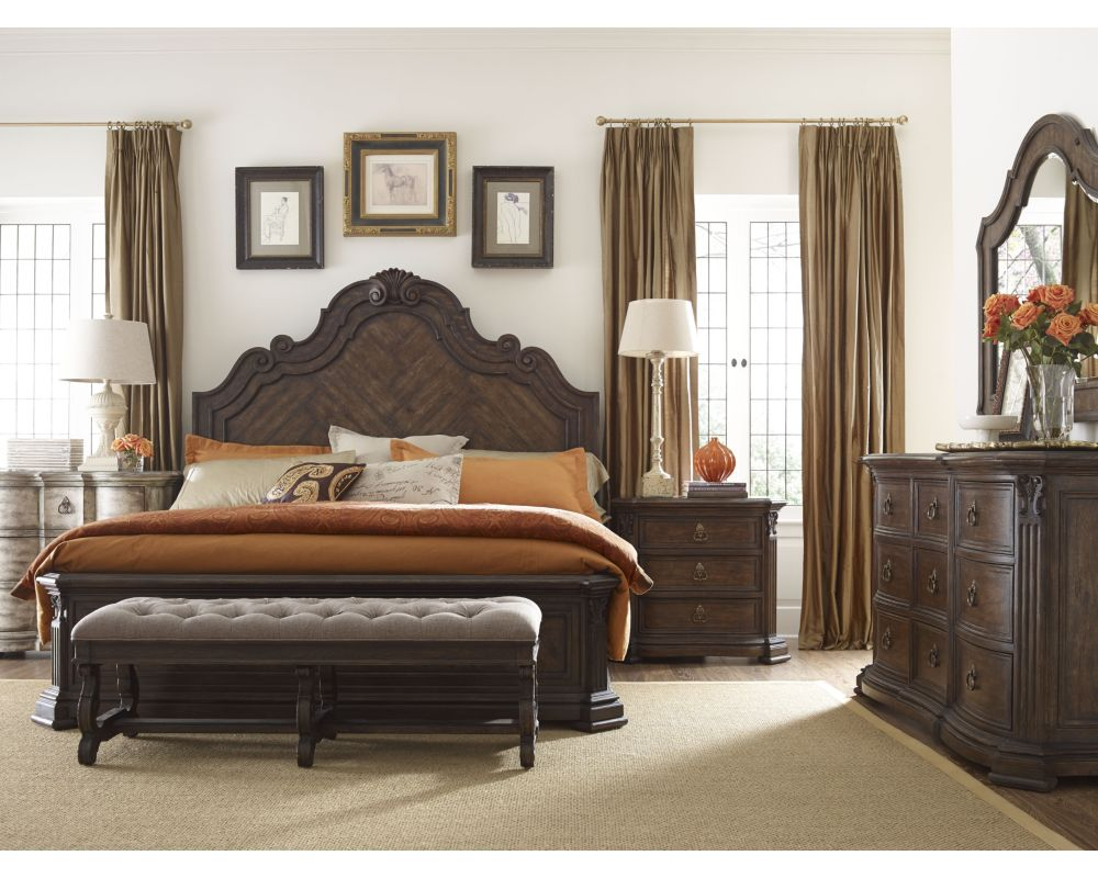 Corina Panel Bed | Thomasville Furniture