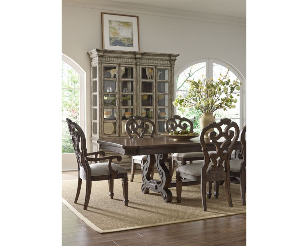 Stella Trestle Dining Table | Thomasville Furniture