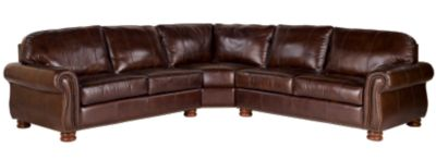 Thomasville Sectional Sofas In Fabric Amp Leather Sectionals