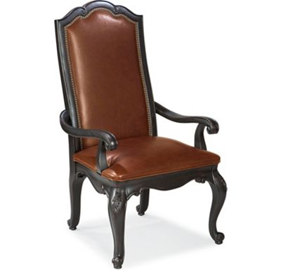 Vintage Chateau Dining Arm Chair (0609-07)