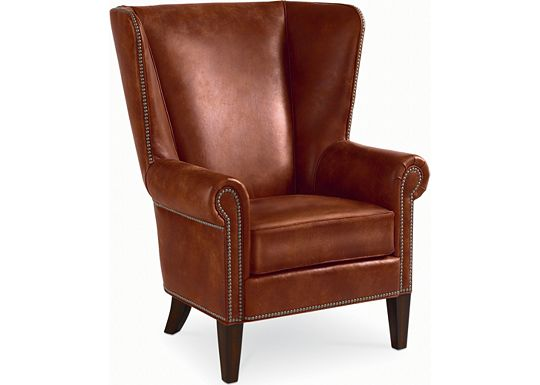 Maynard Wing Chair (0609-07)