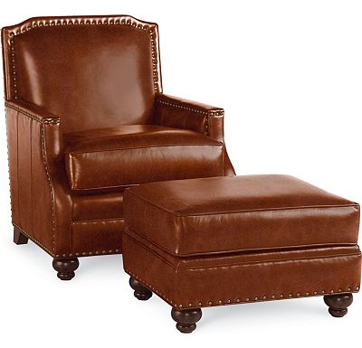 Havana Chair and Ottoman (0609-07)
