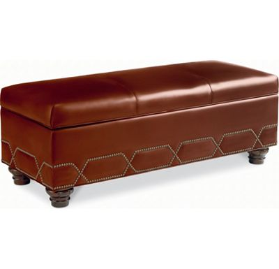 Sojourn Storage Bench (0609-07)