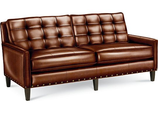 Highlife Biscuit Back Sofa with Nails (0609-07)