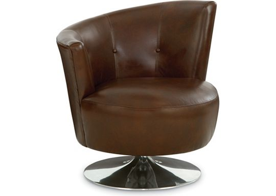 Luna Left-Arm Swivel Chair (0518-05)