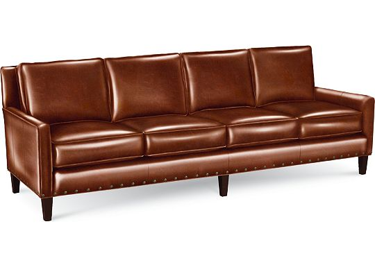 Highlife 4 Seat Sofa with Nails (0609-07)