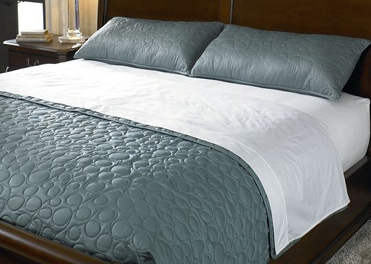 Accessories - Nottingham Quilt Set (King)
