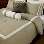 Summer Breeze Comforter Set (Super Queen)