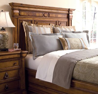 Accessories - Top of Bed - Awakenings - Dothan Ensemble Set (Super Queen)