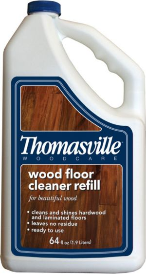 Wood Floor Cleaner Refill