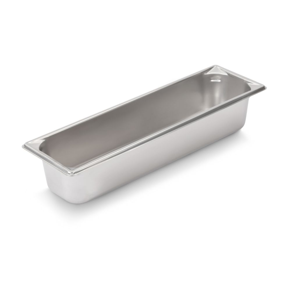 """Vollrath 30542 Super Pan V 1/2 Size Long x 4""""D Steam Table Pan at Sears.com"""