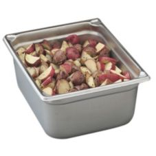 "Vollrath® 30288 Half Size x 8"" High S/S Transport Pan"