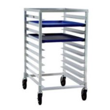 New Age Industrial End Loading One Half Size Pan Rack