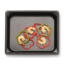 "Vollrath® 70222 Non-Stick S/S 1/2 Size x 2.5""D Food Pan"