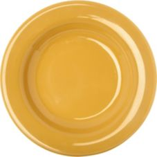 Carlisle® 4303022 Durus 20 Oz. Honey Yellow Pasta Bowl - 12 / CS