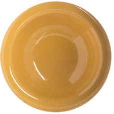 Carlisle® 4303622 Durus® 12 Oz. Honey Yellow Bowl - 24 / CS