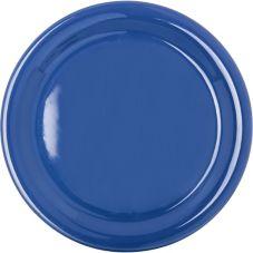 """Carlisle® 4300414 Durus® 9"""" Ocean Blue Plate - Dozen"""