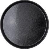 "Carlisle® 1400GR004 Griptite™ 14"" Round Fiberglass Tray"