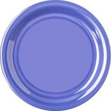 """Carlisle® 4300814 Durus 6-9/16"""" Ocean Blue Pie Plate - Dozen"""