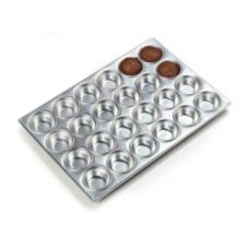Heavy Duty Aluminum Muffin Pan, 24 Cup