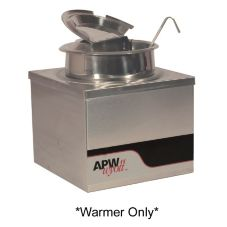 APW Wyott W-4B Electric 120V Countertop 4 Qt Warmer