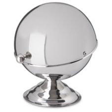 Carlisle® 609131 10 Oz. Stainless Steel Roll-Top Covered Dish