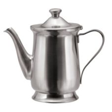 Oneida® 30500231A Post Road S/S 10 oz Coffee Pot with Base