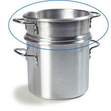 Carlisle® 60133 12 Qt. Aluminum Insert Pan
