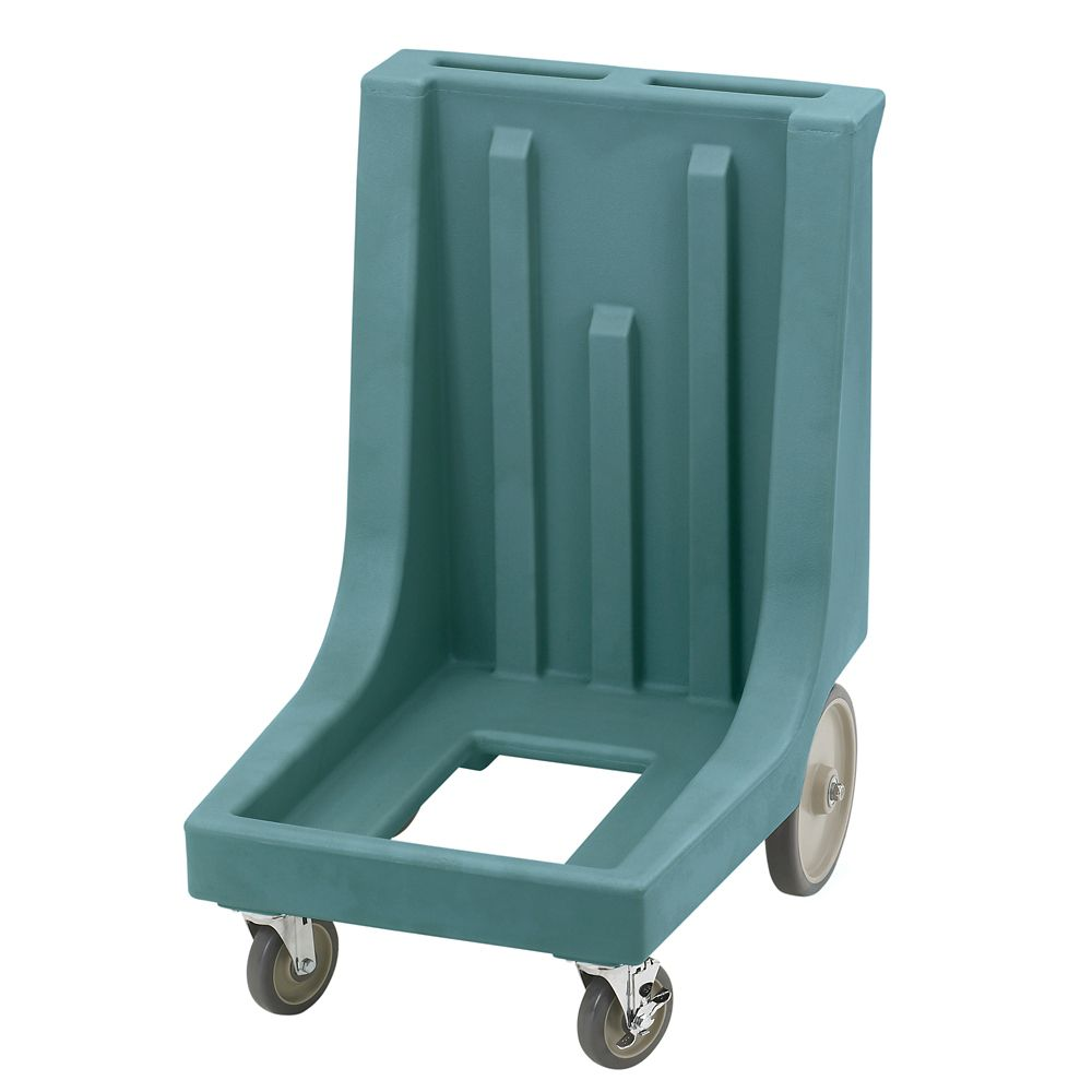 Camdolly Cambro Slate Blue  w/ Handle & Rear Big Wheels at Sears.com