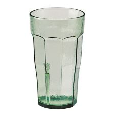Cambro LT22427 Laguna® Spanish Green 22 Oz. Tumbler - 36 / CS