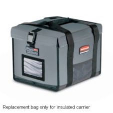 Rubbermaid FG9F15BGCGRAY Proserve Replacement Insulated Bag for 9F15