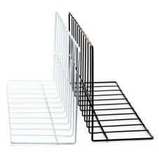 Elite Global Solutions 8 x 12 x 28 White Wire Divider