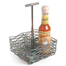Front Of The House® Patina Wireware™ Holder with Handle