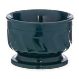 Dinex DX320008 Turnbury Hunter Green 5 Oz. Insulated Bowl - 48 / CS