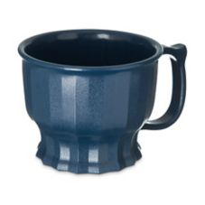 Dinex DX9000B50 Tropez Midnight Blue High-Heat 8 Oz. Cup - 48 / CS