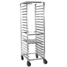 "SPG International 4H0805 10-Pan Capacity 27"" x 13"" x 69"" Pan Rack"