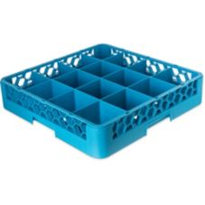 Carlisle® RC1614 OptiClean™ 16-Compartment Rack