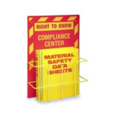 Prinzing 2010 Wall Mount Right To Know Compliance Center