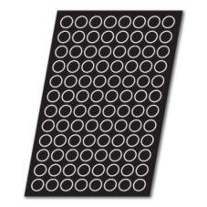 Demarle® FP 01416 Flexipan 0.37 Oz. Pomponnettes Pan with 96 Molds