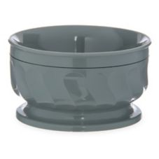 Dinex DX330084 Turnbury Sage 9 Oz. Insulated Bowl - 48 / CS