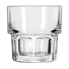 Libbey 15661 Gibraltar Duratuff Stackable 7 oz Rocks Glass - 36 / CS